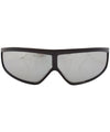 friction black sunglasses