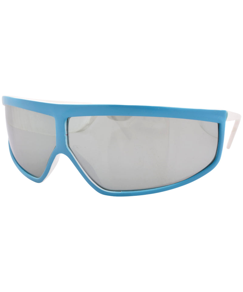 friction blue sunglasses
