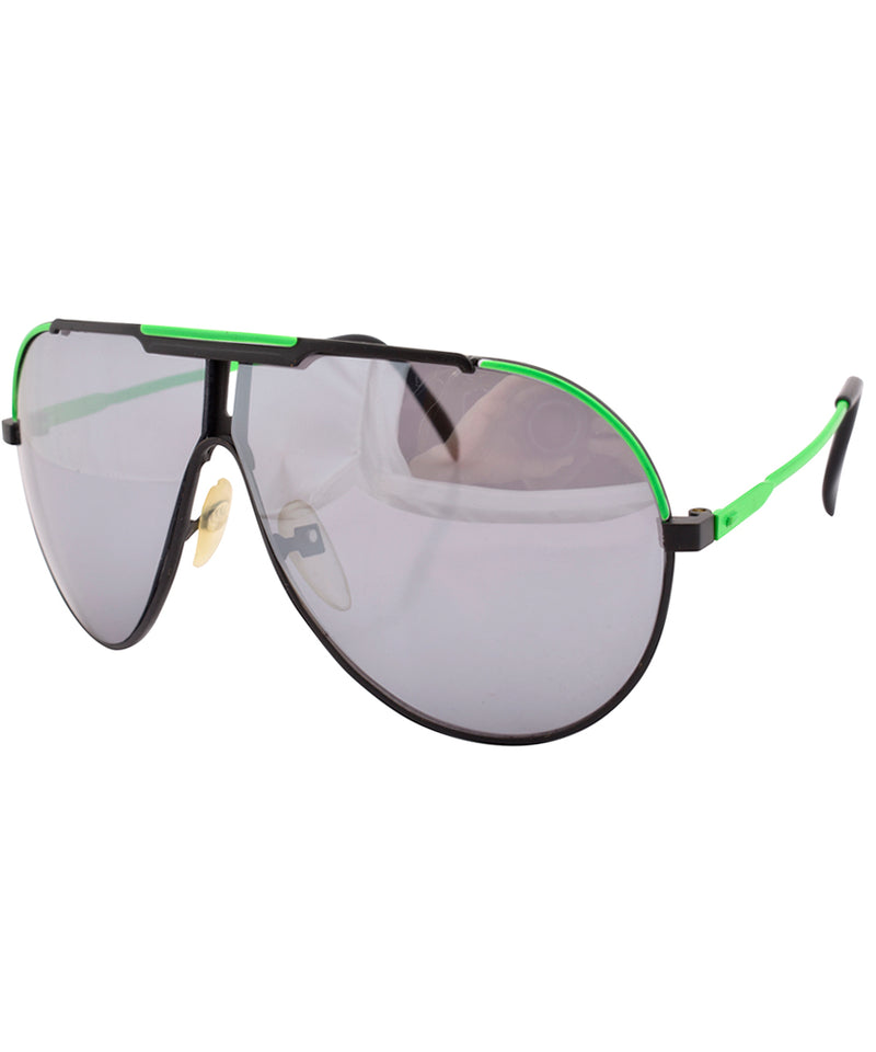 frisco green sunglasses