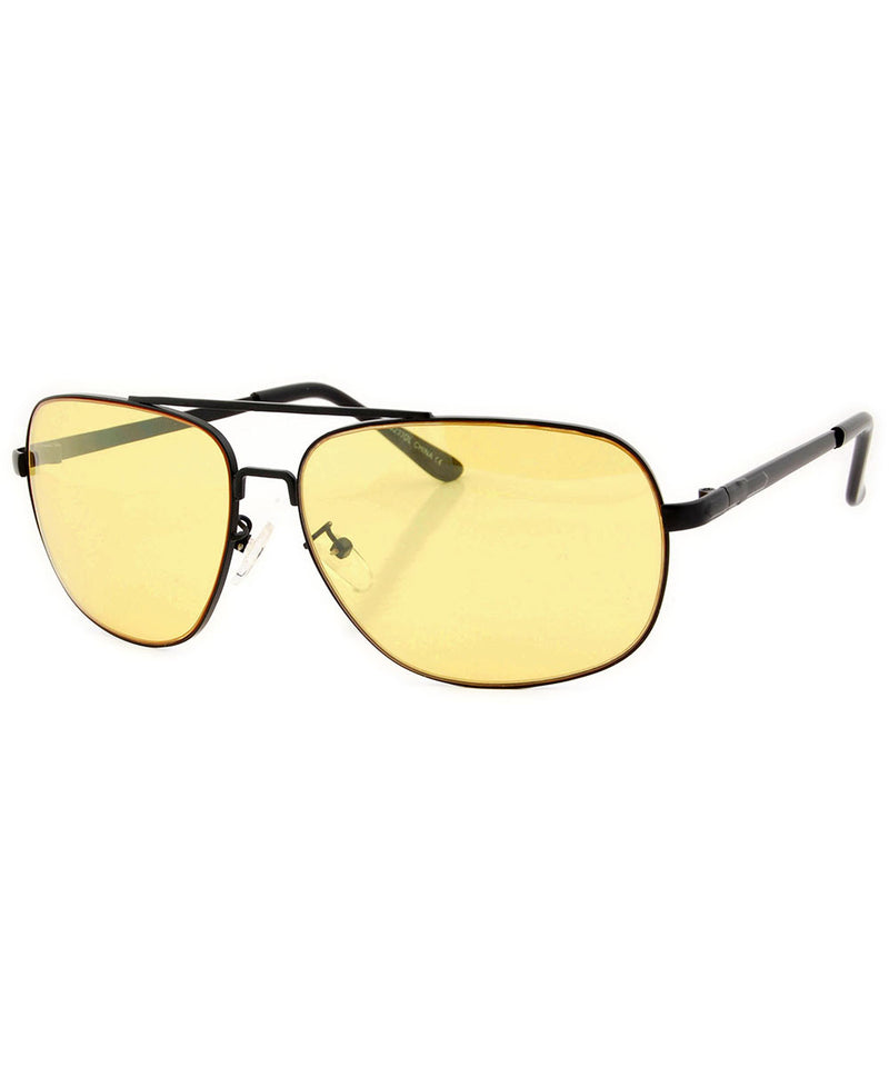 frisk black sunglasses
