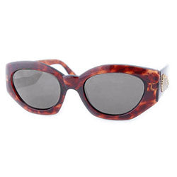 FROCK Tortoise Cat-Eye Sunglasses