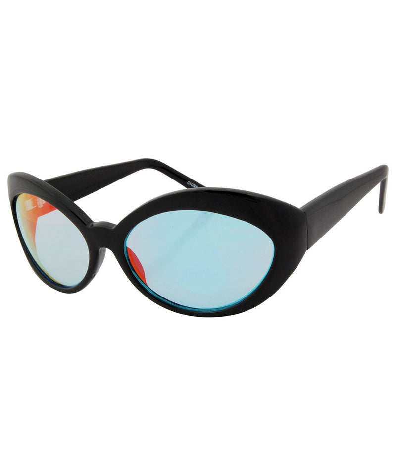 futurefox black revo sunglasses