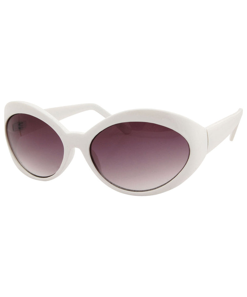 futurefox white sunglasses