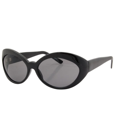 futurefox black smoke sunglasses