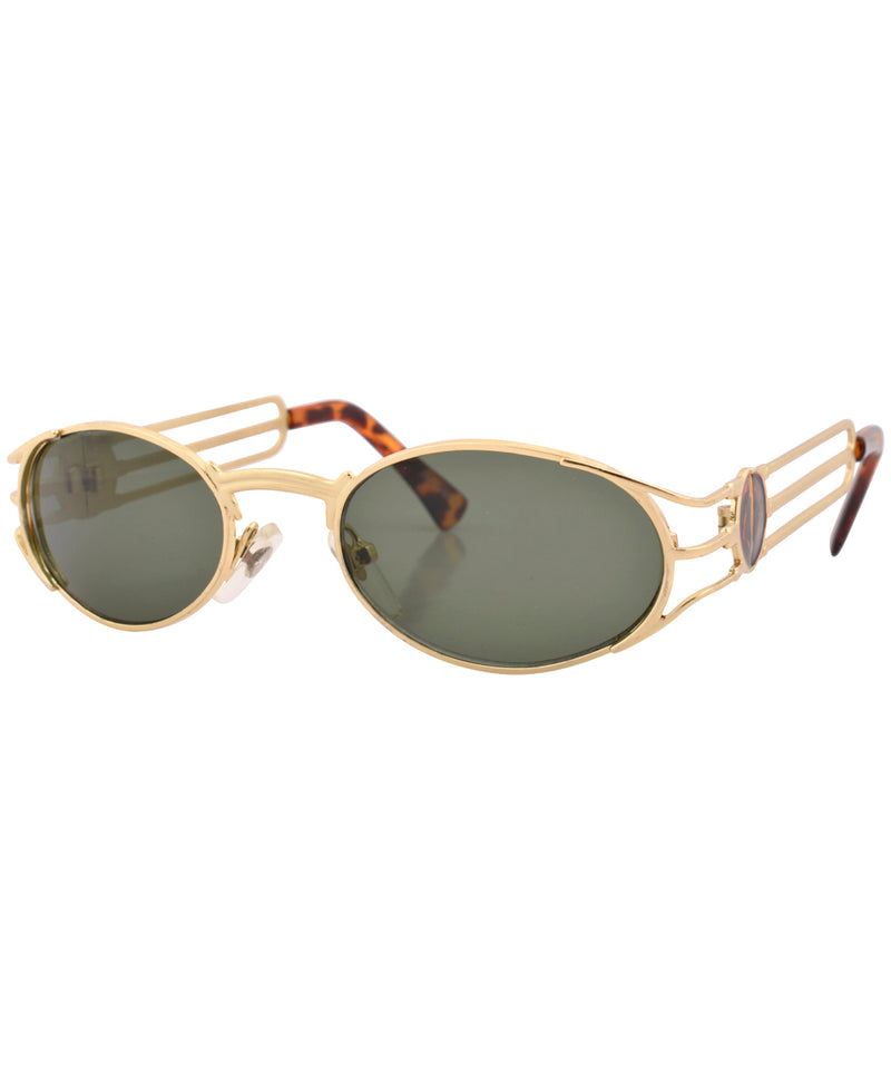 garrett gold sunglasses