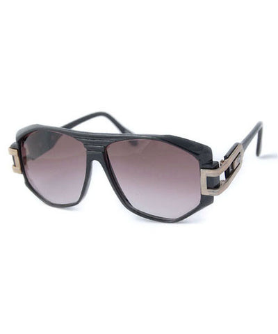 gazelle black sunglasses