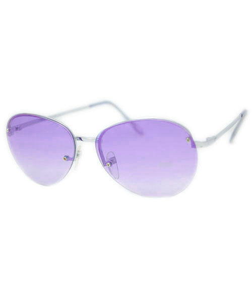 gemini purple sunglasses