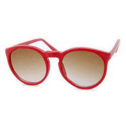 gift red sunglasses