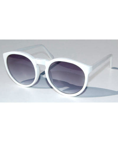 gift white sunglasses