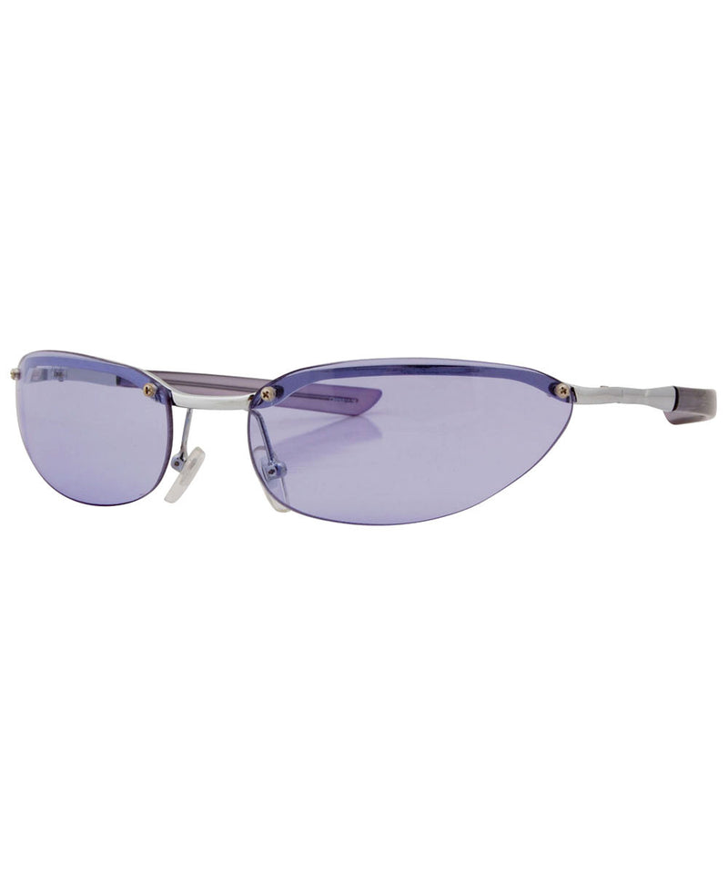 gila purple sunglasses