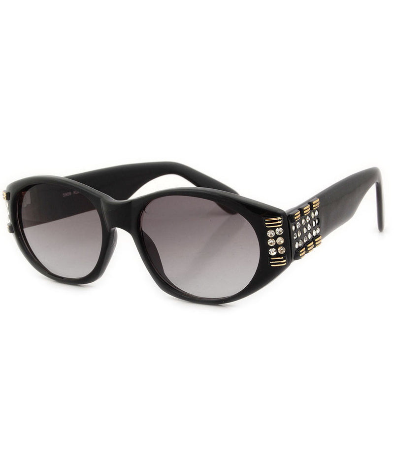 glammy black sunglasses