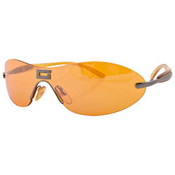 glamp orange sunglasses
