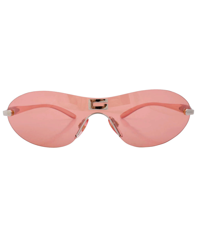 glamp pink sunglasses