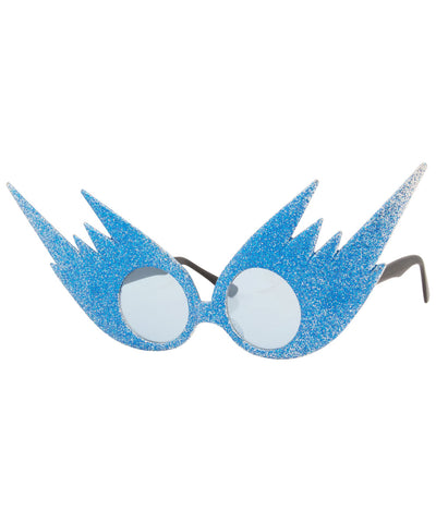 glitoris blue sunglasses