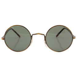 globe brass sunglasses