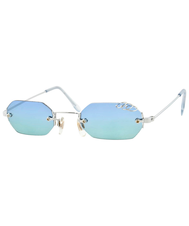 gnarly aqua sunglasses