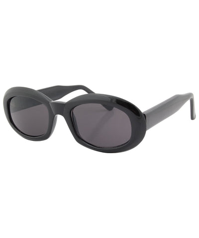 go go black sunglasses