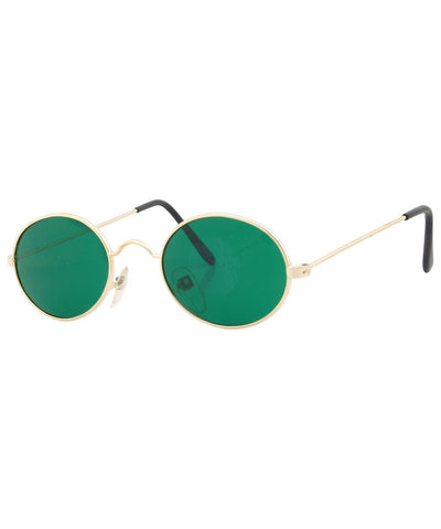 gogs green sunglasses
