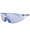 googie blue sunglasses