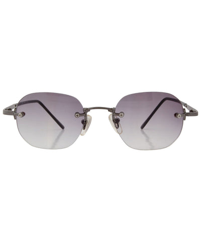 gotta gunmetal sunglasses
