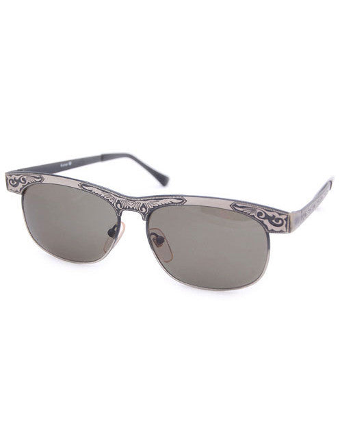 grand gunmetal sunglasses