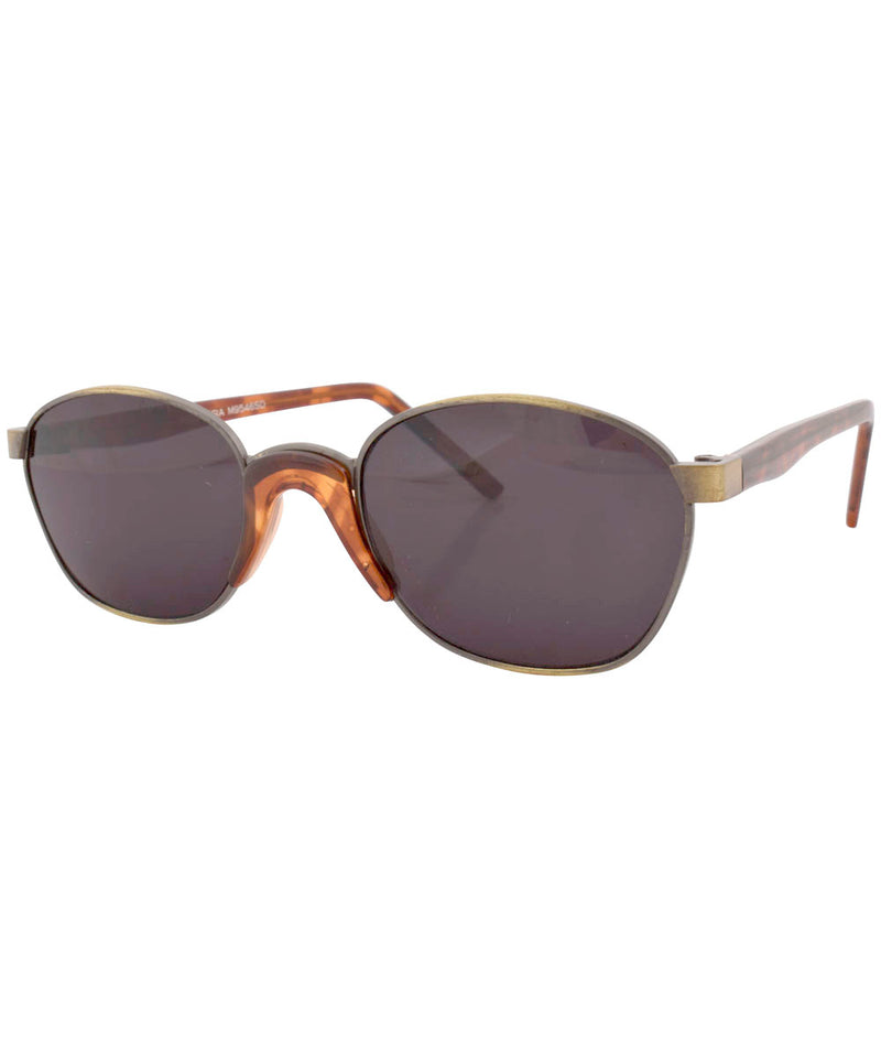 grange brass sunglasses