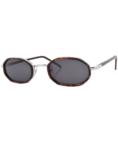 hominy demi silver sunglasses