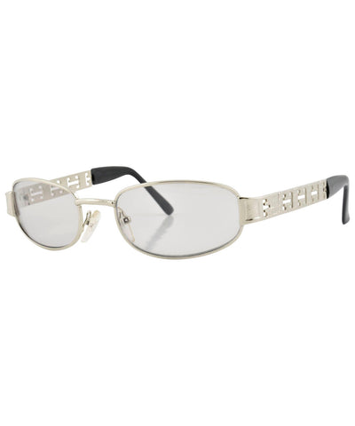hal chrome flash sunglasses