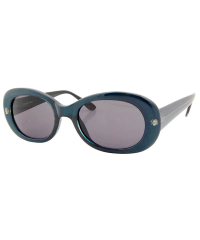 hamburg blue sunglasses