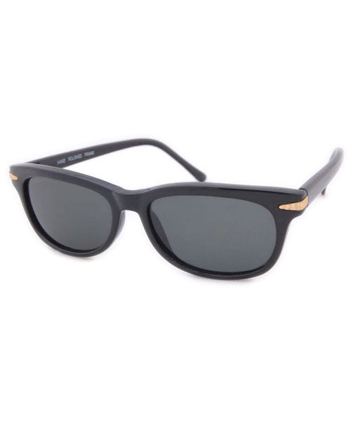 hamill black sunglasses