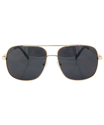 harling gold sunglasses