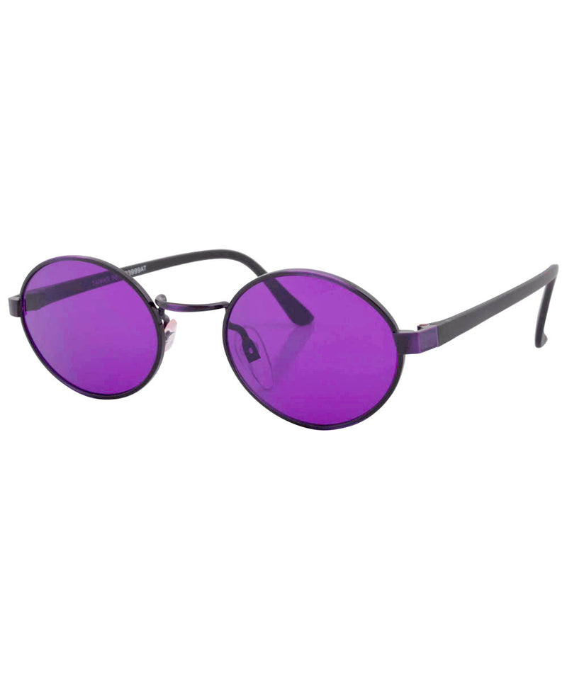 HAYSI purple/black
