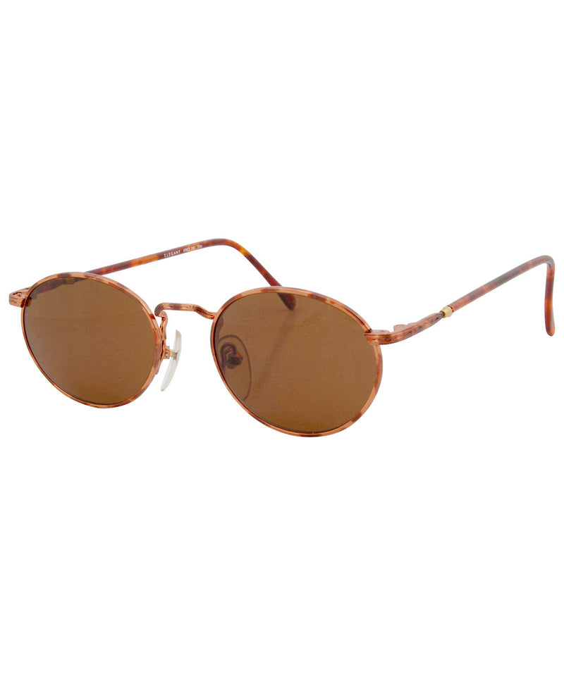 highwire copper sunglasses