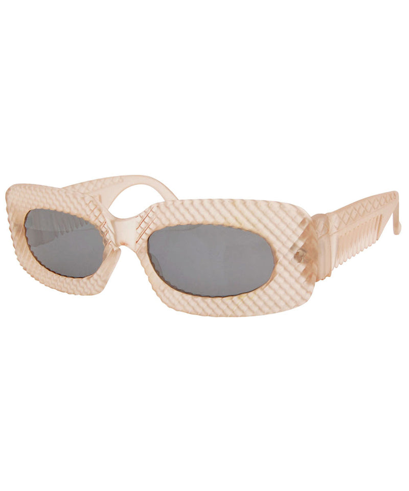 honeycomb tan sunglasses