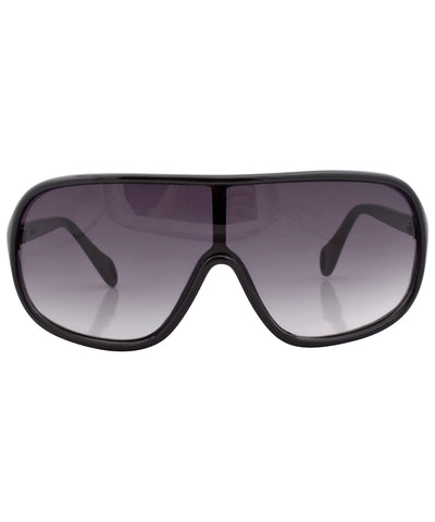 hotdog black sunglasses