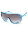 hotdog blue sunglasses