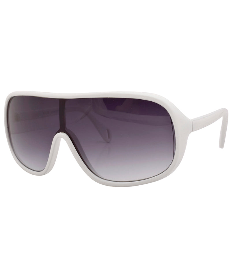 hotdog white sunglasses
