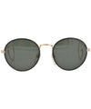 hymnal black sunglasses
