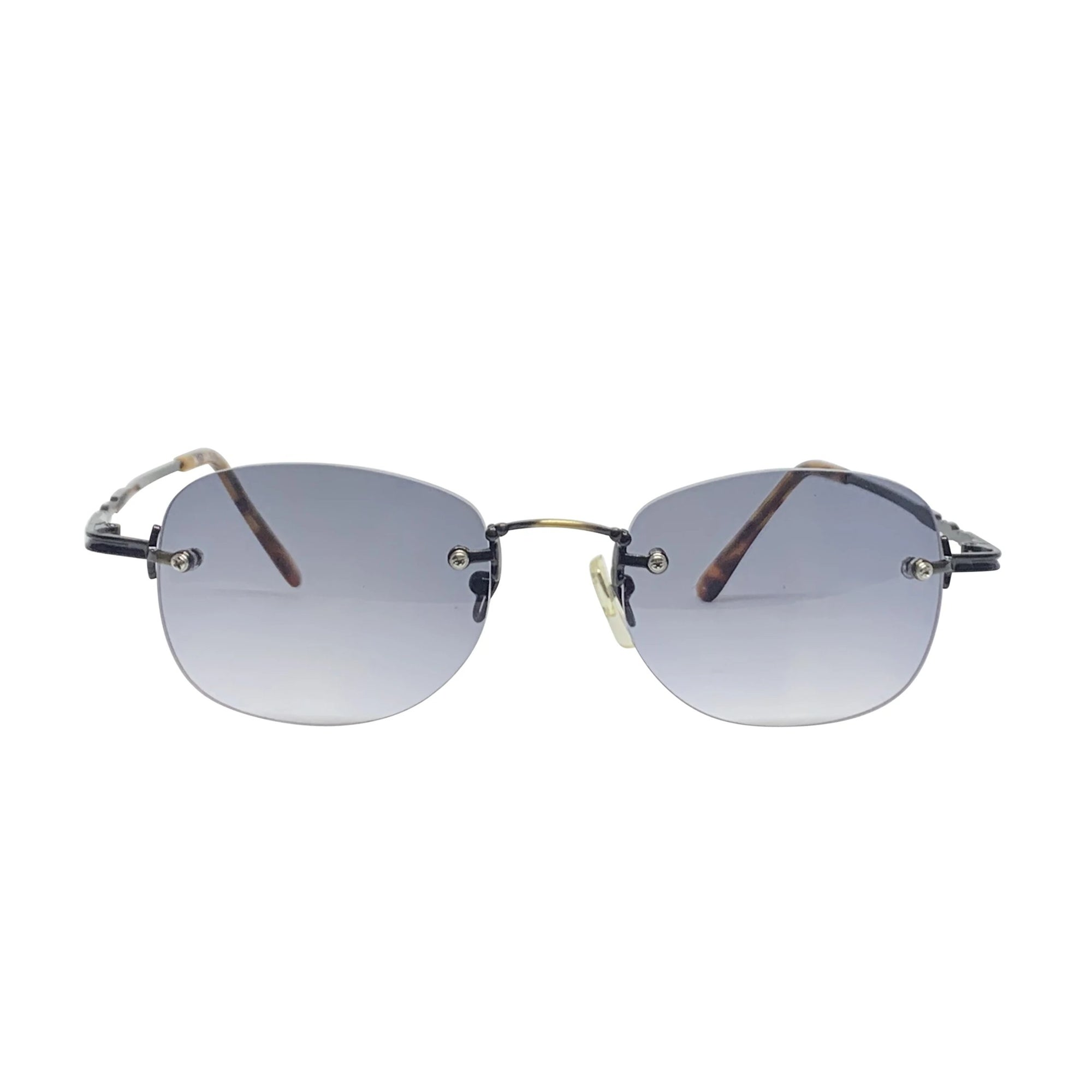 ESSENCE Brass Rimless Sunnies