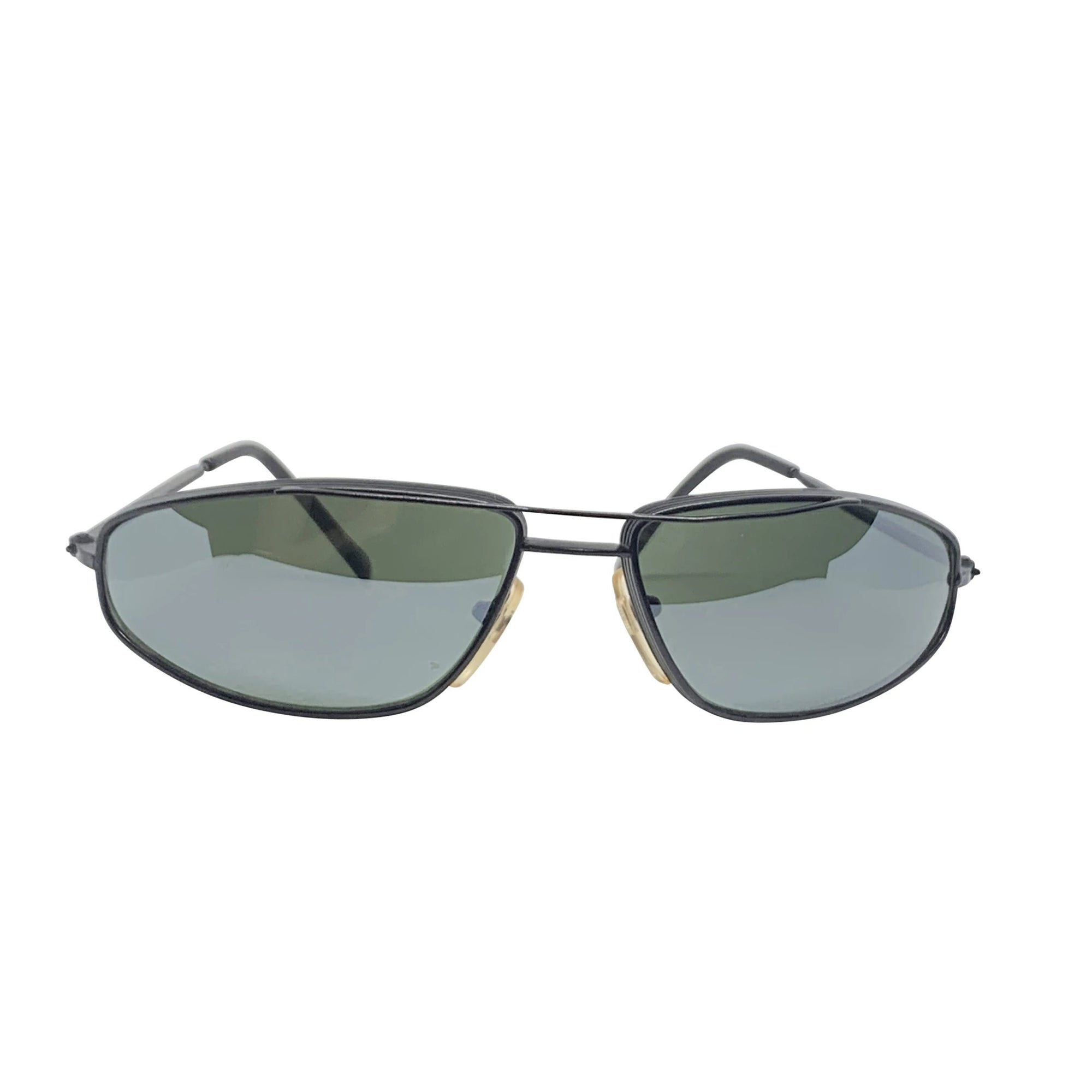 DA GREATNESS Gunmetal Smoke Sunnies