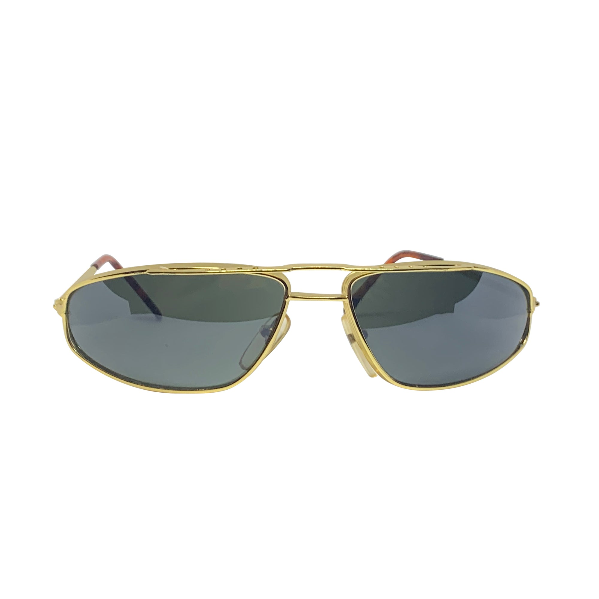 DA GREATNESS Gold Smoke Sunnies