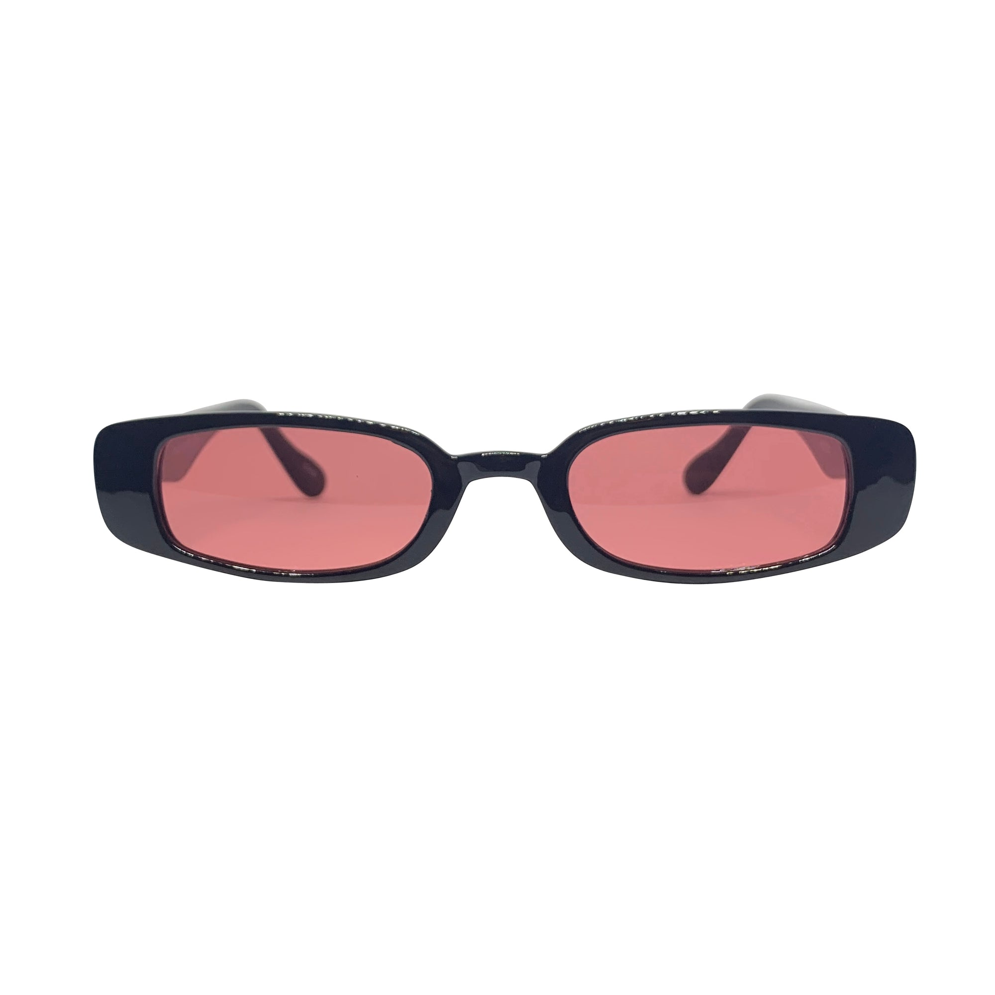 SKWAT Black and Pink 90s Style Sunnies