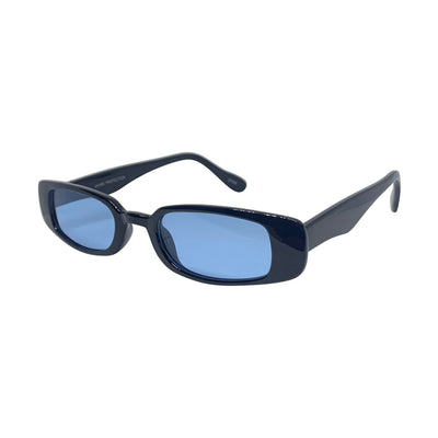 SKWAT Black and Blue 90s Style Sunnies