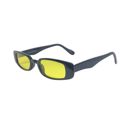 SKWAT Black and Yellow 90s Style Sunnies