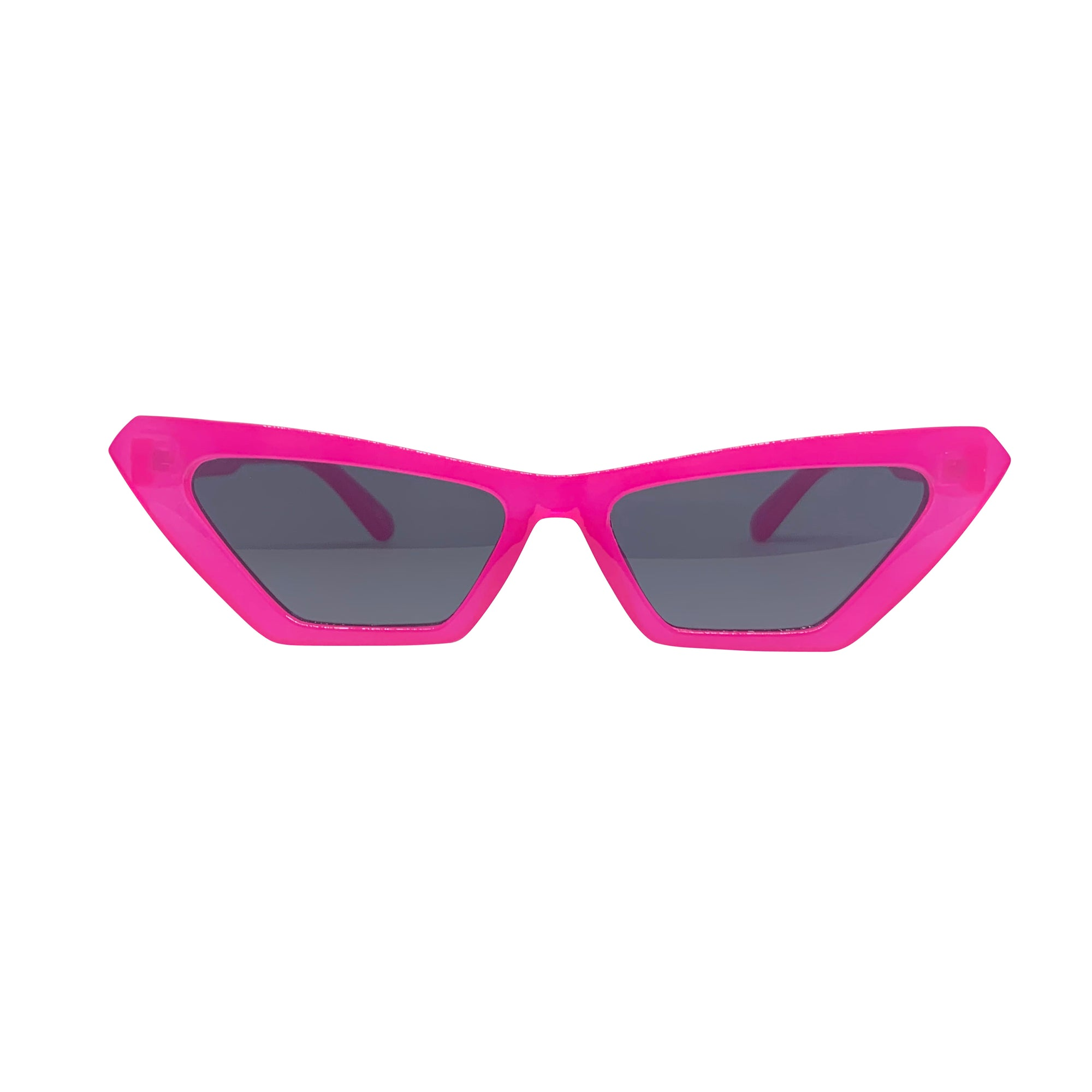 ANNABELLE Neon Pink Cat-Eye Sunnies
