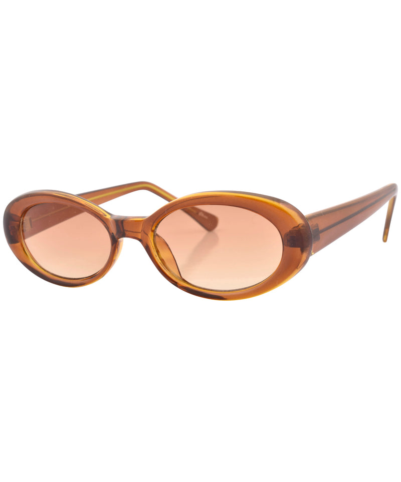insight brown sunglasses
