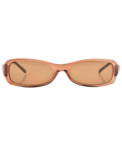 itchin brown sunglasses