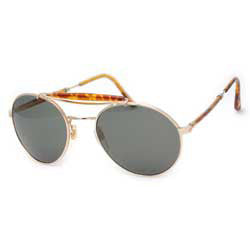 jaguar gold demi sunglasses