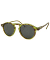 jalopy green sunglasses
