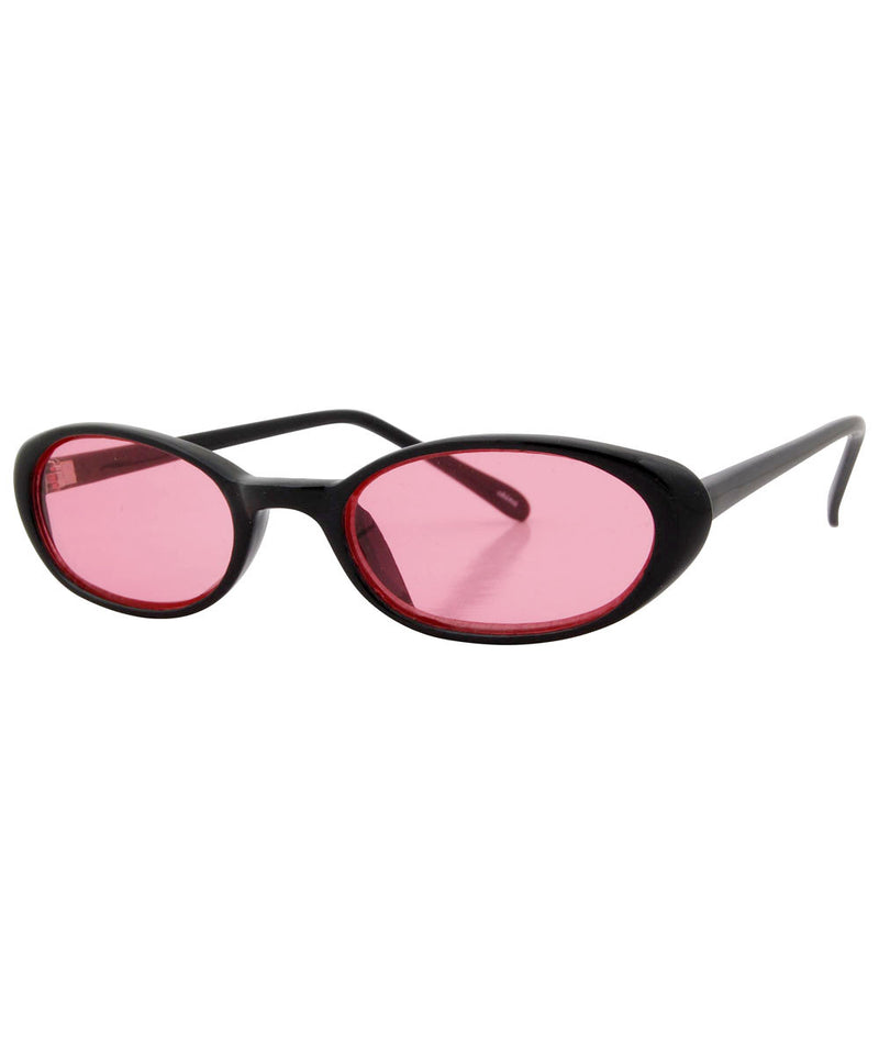 jammers black pink sunglasses